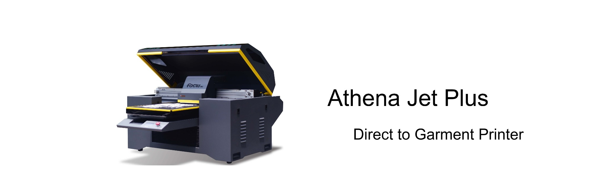 Athena-Jet Plus T-shirt Direct to garment printer