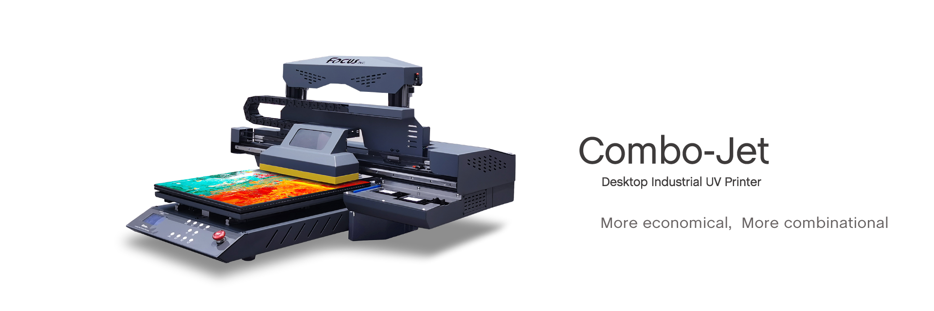 Focus Combo-Jet A3 UV Printer